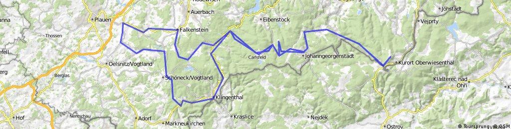 11 Vogltland-Erzgebirge-Marathon