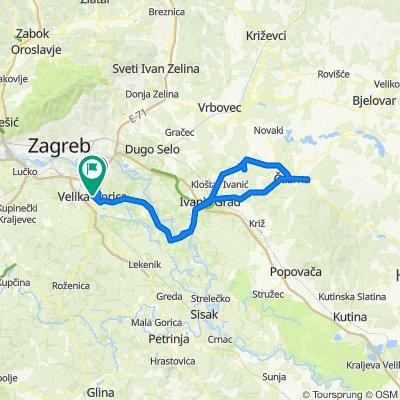 VG-Čazma-Aerodrom Grabovnica