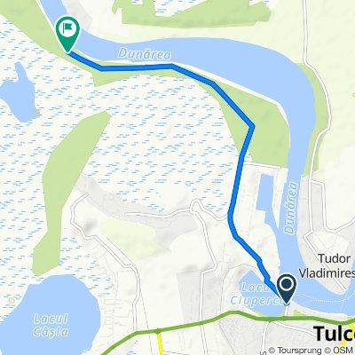 Varianta cicloturism Tulcea 1