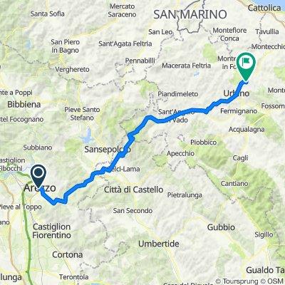 Malabrocca #1 Arezzo - Urbino