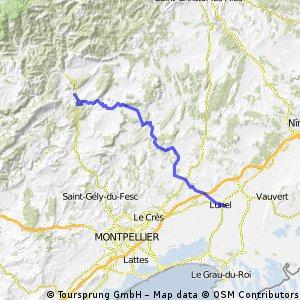Montauban - Orange 1991 Etappe 6