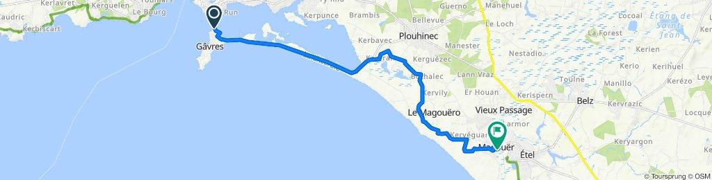 Gâvres - Magouel
