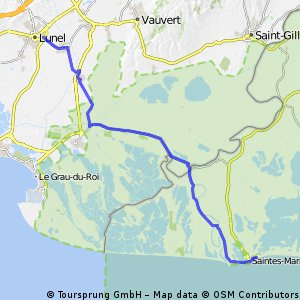 Montauban - Orange 1991 Etappe 7