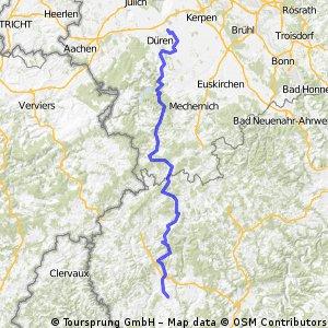 Merzenich - Bitburg