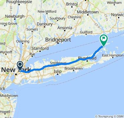 Ride to Greenport