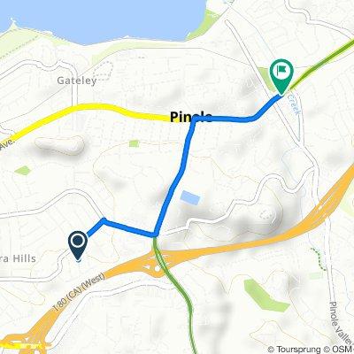 2823 Killarney Rd, San Pablo to 2434 San Pablo Ave, Pinole