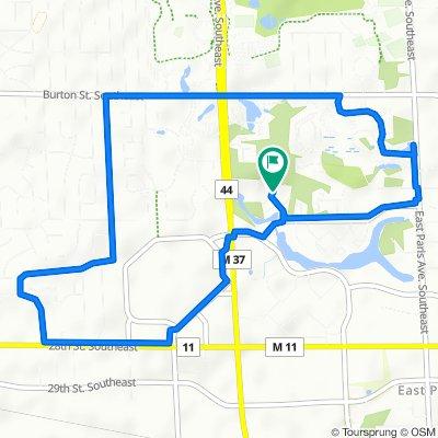3571 Greenview Ct SE, Grand Rapids to 3571 Greenview Ct SE, Grand Rapids