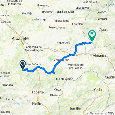 Day 6 Back to Alpera