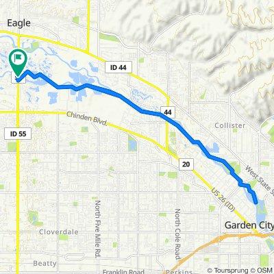 eagle river route