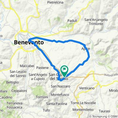 Giro Apice-Benevento