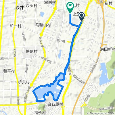 Steady ride in 深圳市