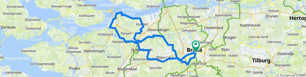 Brabantse Delta Route