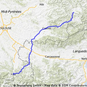 Tour de France 2011 - Etappe 9 - Foix - Belmont-sur-Rance