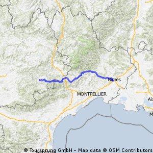 Tour de France 2011 - Etappe 10 - Belmont-sur-Rance - Nimes