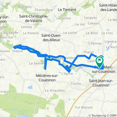 24km Couesnon