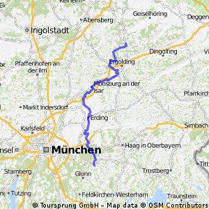 10.07.12 Grafing-Ergoldsbach (1. Etappe)