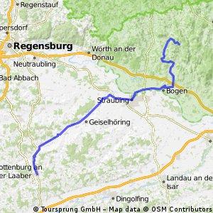 10.07.13 Ergoldsbach-Elisabethszell (2. Etappe)