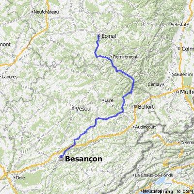 Tour de France 2011 - Etappe 18 - Besancon - Epinal