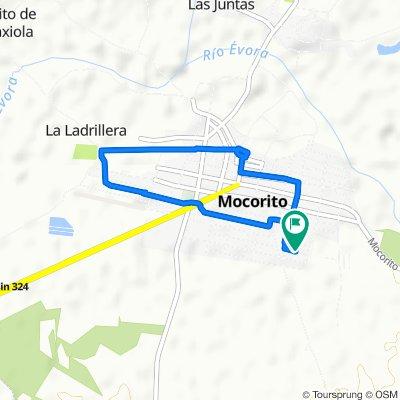 Easy ride in Mocorito