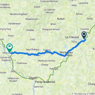 Fangey - Vitry-sur-Loire