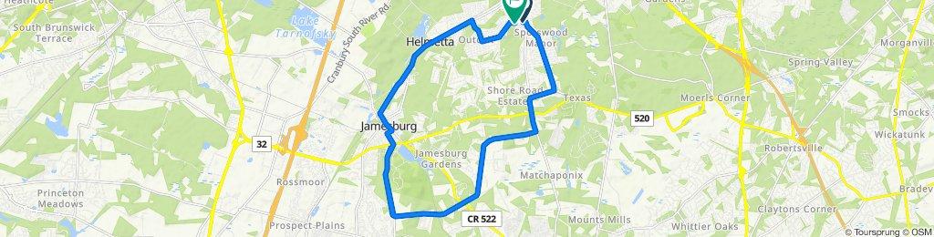 Jamesburg Loop