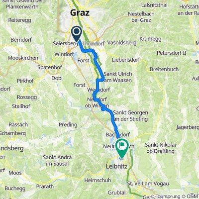 Fahrrad FFG-Leibnitz