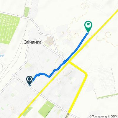 От вулиця Генерала Бочарова 6, Одеса до М14