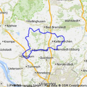 Elmshorn-Tour 90km