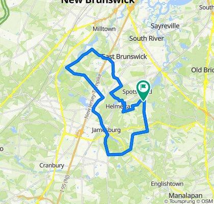 25 Mile Loop to Farrington Lake