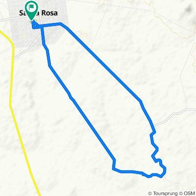 De 14 de Mayo esquina, Santa Rosa a 14 de Mayo esquina, Santa Rosa