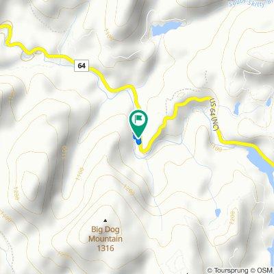 Highlands Road 14901 to Highlands Road 14901