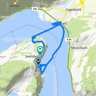 Seelisberg > Vierwaldstättersee > Brunnen > Rütliweg 8