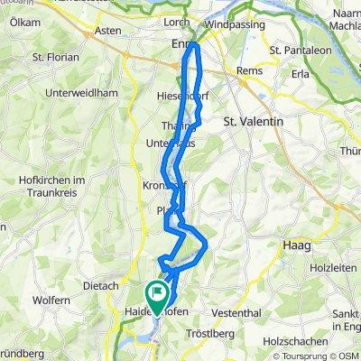 Haidershofen - Enns Runde