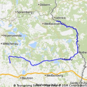 10.07.25 Neschwitz-Sagar (12. Etappe)