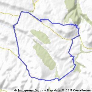 Alrededores de Tiermes desde Liceras