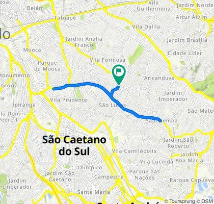 De Rua Manuel Luiz de Araújo Costa 285 a Rua Manuel Luiz de Araújo Costa 289