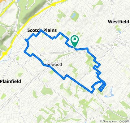 965 Crestwood Rd, Scotch Plains to 965 Crestwood Rd, Scotch Plains