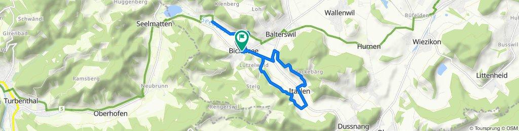 Bichelsee - Itaslen