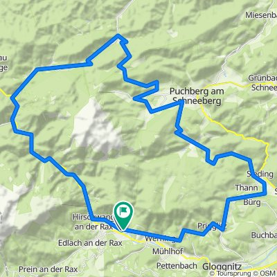 Rund um den Schneeberg (MTB)