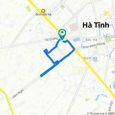 Trần Phú 11, Thành phố Hà Tĩnh to Trần Phú 11, Thành phố Hà Tĩnh