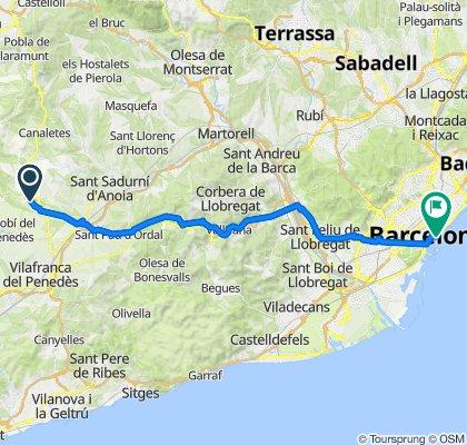Home to Barceloneta