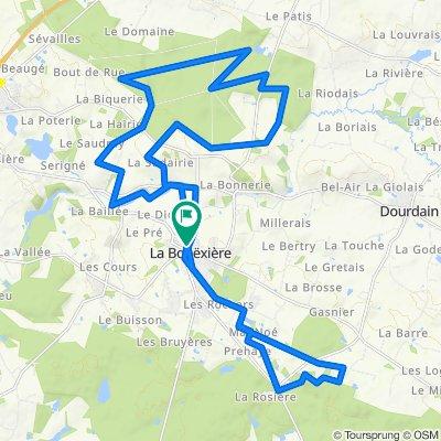 35km Liffré