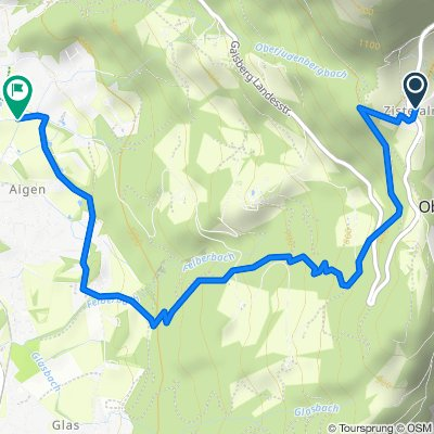Aigen-Trail