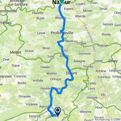 Givet Namur
