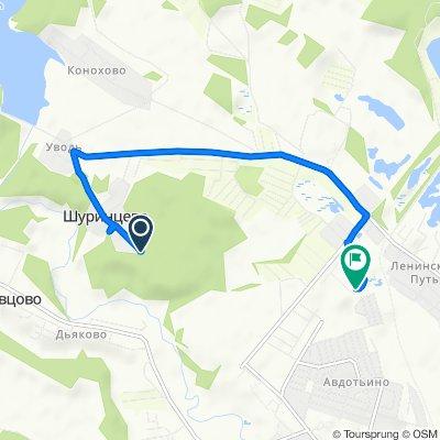 Неторопливый маршрут в Иваново