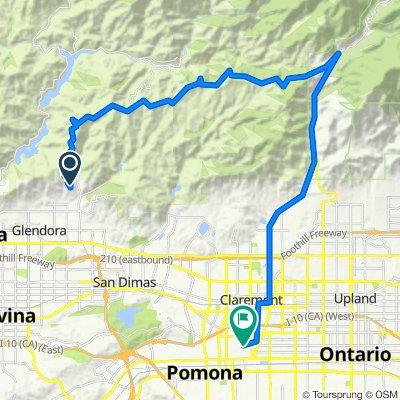 Glendora Cycling