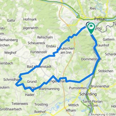 🚴♂️E*MTB 🇩🇪 Tour Passau Bad Höhenstadt Engertsham Vornbach mit 🎥 04.07.20.