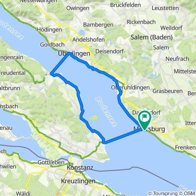 Natur&Kultur - Rundtour entlang desÜberlinger Sees