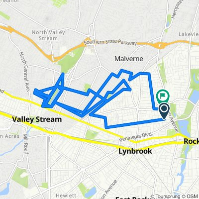 100–140 Charles St, Lynbrook to 219 Charles St, Lynbrook