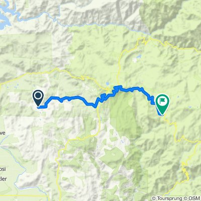 37500–37536 Squaw Valley Rd, Squaw Valley to Generals Hwy, Badger